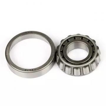 90 mm x 160 mm x 40 mm  SKF NUP 2218 ECP thrust ball bearings